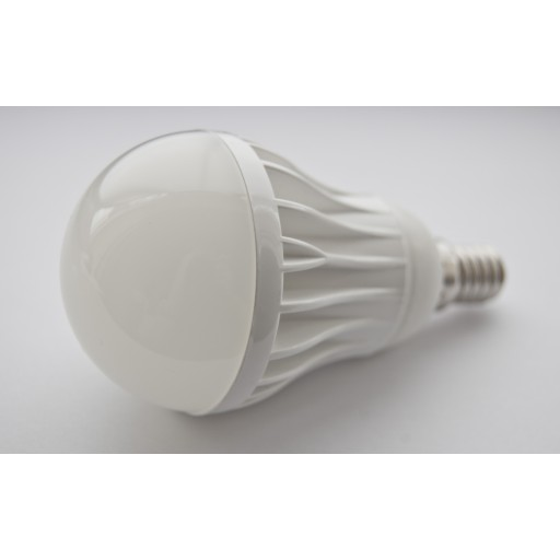 Globe Shaped LED Bulbs